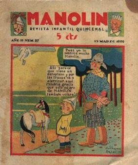 La cara oculta de Manolín en Sidecar