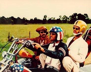 Easy Rider. Buscando mi destino