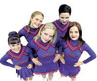 Pon una cheerleader en tu vida