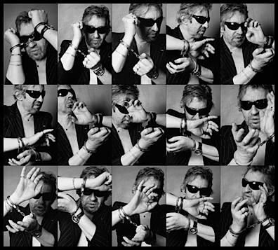 Discografía de Serge Gainsbourg (sólo álbumes)