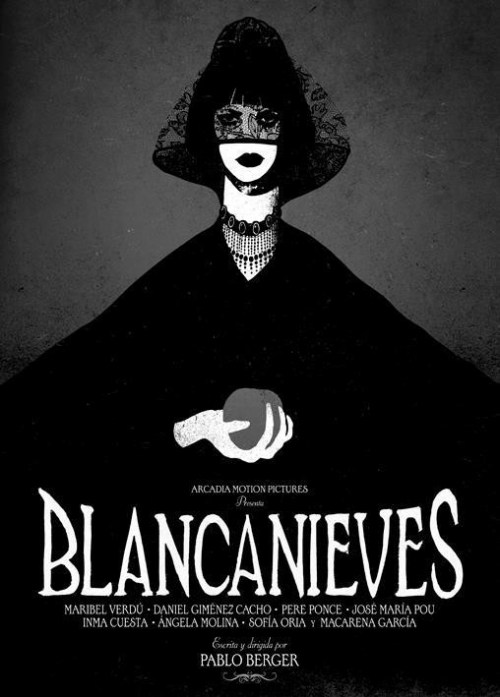 Pablo Berger's Blancanieves